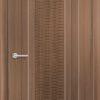 Межкомнатная дверь ПВХ S 22 дуб дымчатый 1