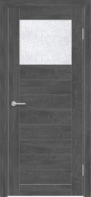 Межкомнатная дверь ПВХ S 35 дуб графит 3
