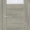 Межкомнатная дверь ПВХ S 34 лиственница золотистая 1
