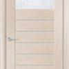 Межкомнатная дверь ПВХ S 35 лиственница кремовая 1
