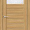 Межкомнатная дверь ПВХ S 15 дуб дымчатый 1