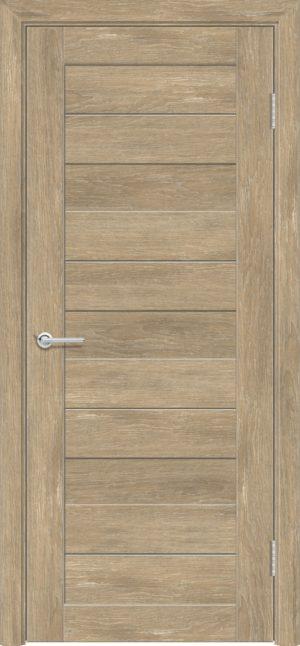 Межкомнатная дверь ПВХ S 36 дуб шале 3