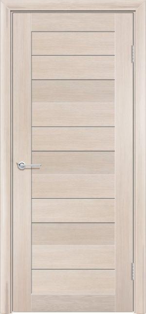 Межкомнатная дверь ПВХ S 36 лиственница кремовая 3