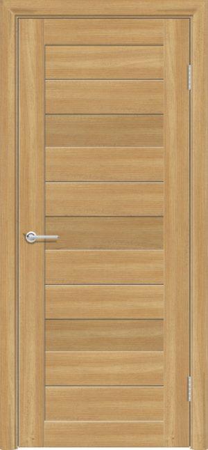 Межкомнатная дверь ПВХ S 36 лиственница золотистая 3
