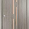 Межкомнатная дверь ПВХ S 28 дуб корица 2