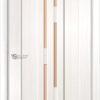 Межкомнатная дверь ПВХ S 37 лиственница беленая 1