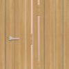 Межкомнатная дверь ПВХ S 49 лиственница кремовая 1