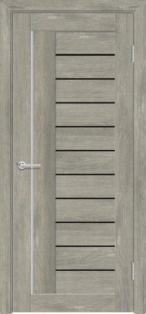 Межкомнатная дверь ПВХ S 38 дуб седой 3
