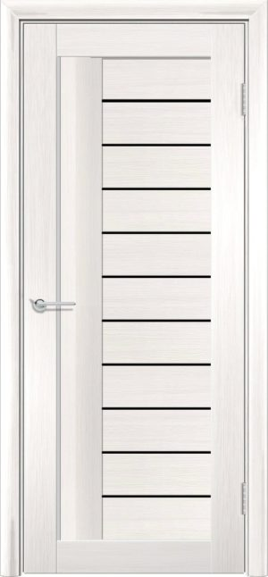 Межкомнатная дверь ПВХ S 38 лиственница беленая 3