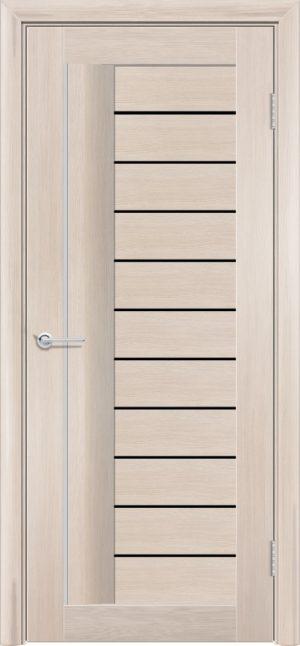 Межкомнатная дверь ПВХ S 38 лиственница кремовая 3