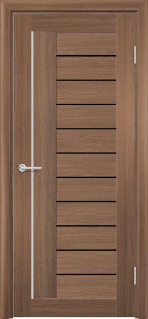 Межкомнатная дверь ПВХ S 38 орех королевский 3
