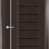 Межкомнатная дверь ПВХ S 5 лиственница кремовая 2
