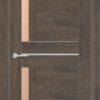 Межкомнатная дверь ПВХ S 52 лиственница золотистая 1