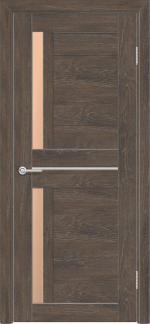 Межкомнатная дверь ПВХ S 4 дуб корица 3