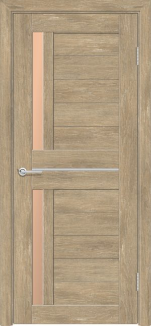 Межкомнатная дверь ПВХ S 4 дуб шале 3