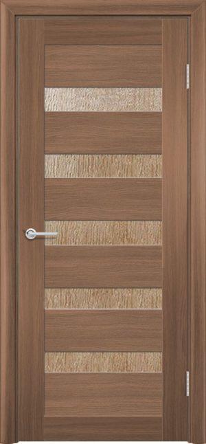 Межкомнатная дверь S 40 орех королевский 3