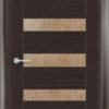 Межкомнатная дверь ПВХ S 18 лиственница кремовая 2