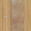 Межкомнатная дверь ПВХ S 32 дуб корица 2