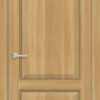 Межкомнатная дверь ПВХ S 16 орех королевский 1