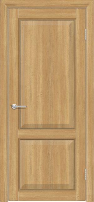 Межкомнатная дверь ПВХ S 42 лиственница золотистая 3