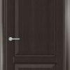 Межкомнатная дверь ПВХ S 45 дуб седой 1