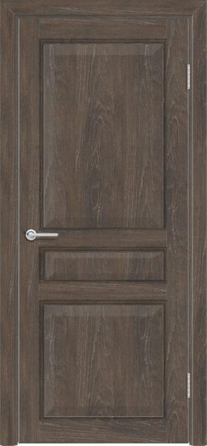 Межкомнатная дверь ПВХ S 43 дуб корица 3