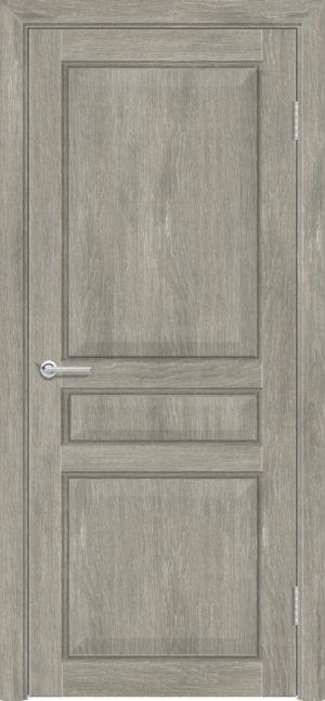 Межкомнатная дверь ПВХ S 43 дуб седой 3