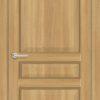 Межкомнатная дверь ПВХ S 2 дуб седой 1