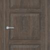 Межкомнатная дверь ПВХ S 14 дуб корица 1