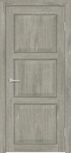 Межкомнатная дверь ПВХ S 44 дуб седой 3