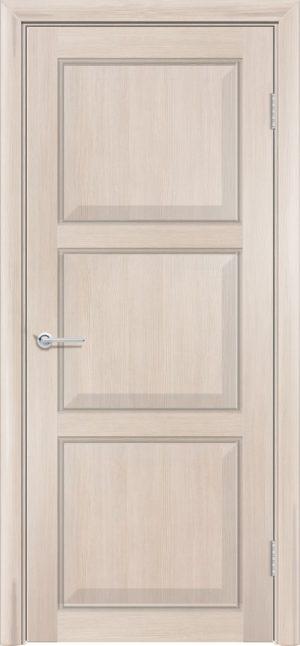 Межкомнатная дверь ПВХ S 44 лиственница кремовая 3