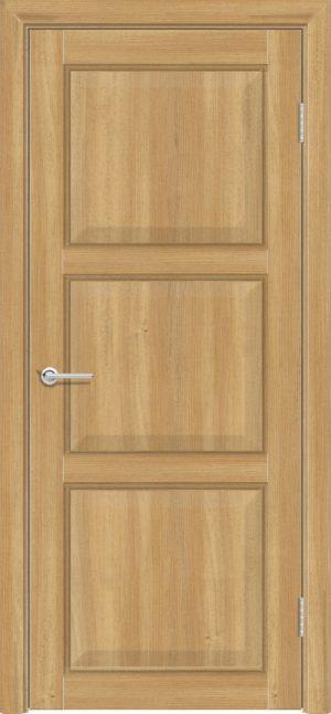 Межкомнатная дверь ПВХ S 44 лиственница золотистая 3