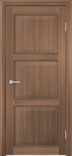 Межкомнатная дверь ПВХ S 44 орех королевский 3
