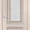 Межкомнатная дверь ПВХ S 45 лиственница кремовая 2