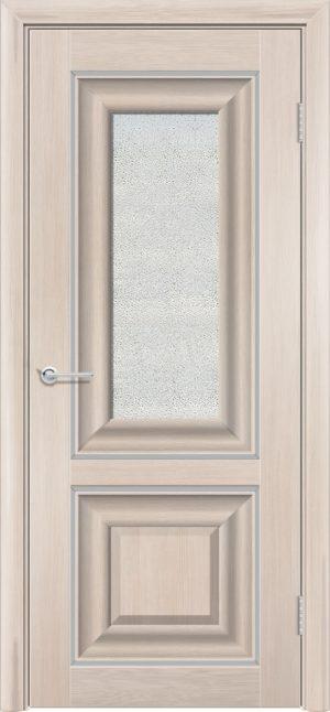 Межкомнатная дверь ПВХ S 45 лиственница кремовая 3