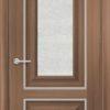 Межкомнатная дверь ПВХ S 13 дуб графит 2