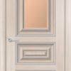 Межкомнатная дверь ПВХ S 30 дуб корица 1