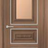 Межкомнатная дверь ПВХ S 34 лиственница золотистая 2