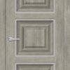 Межкомнатная дверь ПВХ S 36 лиственница кремовая 2