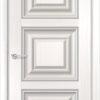 Межкомнатная дверь ПВХ S 17 лиственница кремовая 1