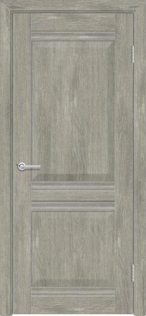 Межкомнатная дверь ПВХ S 48 дуб седой 3
