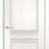 Межкомнатная дверь ПВХ S 31 орех королевский 2
