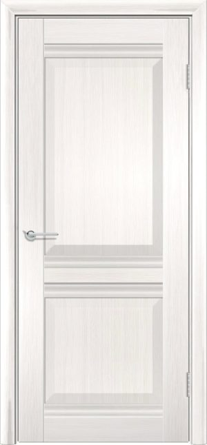 Межкомнатная дверь ПВХ S 48 лиственница беленая 3