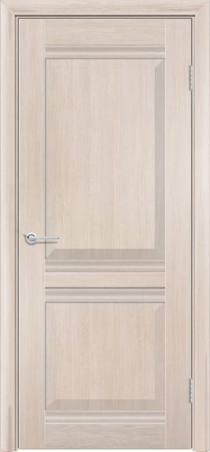 Межкомнатная дверь ПВХ S 48 лиственница кремовая 3
