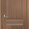 Межкомнатная дверь ПВХ S 48 орех королевский 1