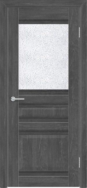 Межкомнатная дверь ПВХ S 49 дуб графит 3