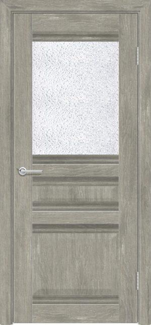 Межкомнатная дверь ПВХ S 49 дуб седой 3
