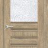 Межкомнатная дверь ПВХ S 34 лиственница кремовая 2