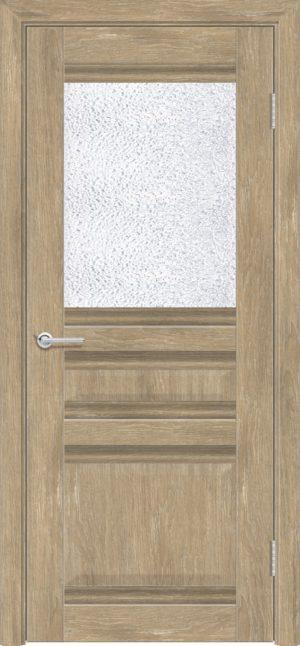 Межкомнатная дверь ПВХ S 49 дуб шале 3