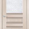 Межкомнатная дверь ПВХ S 40 лиственница кремовая 1
